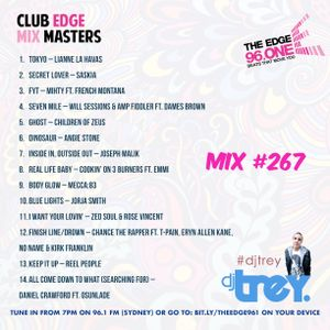 The Edge 96.1 MixMasters #267 - Mixed By Dj Trey (2019) :: Soul // Nu Soul // Jazz // Hip Hop
