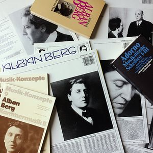 Das spekulative Ohr : Alban Berg #1 (16 April 2018)