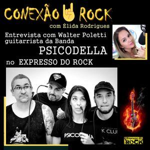 Conexão Rock - Entrevista com a Banda Psicodella