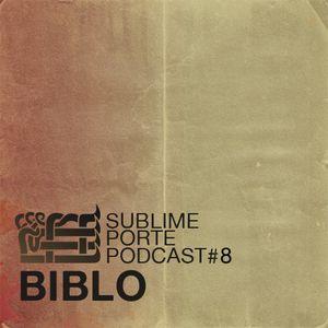 Podcast No:8 w/ Biblo
