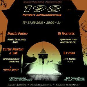 Martin Patiño LIVE! @ Insel (Berlin) 27-08-2010