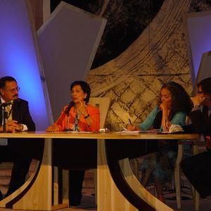 Conversación Retos de la Migración - Hay Festival Zacatecas 2010
