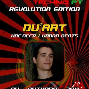 4.10.2011-Du'ArT@ Fuel Techno Pt_Revolution Edition 2011 _ StressLess_Portugal