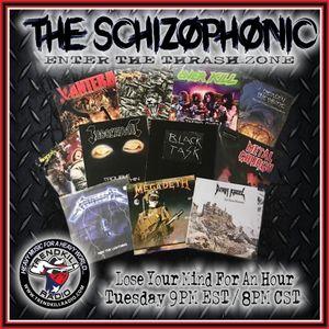 Session 57 Of The Schizophonic on Trendkill Radio