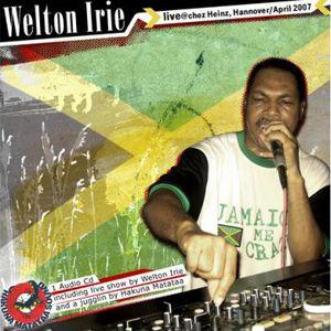 Welton Irie ls. Hakuna Sound live @ Chez Heinz Hannover (2007)