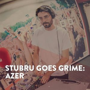 Azer - Grime Special - Studio Brussels - May 23, 2017