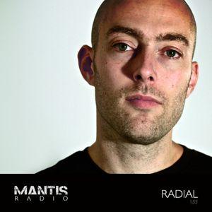 Mantis Radio 155 + Radial