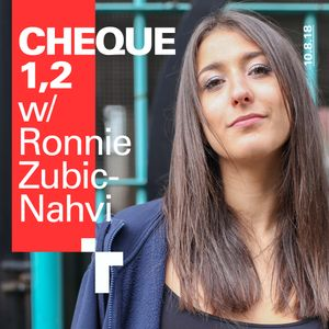 Cheque One, Two with Ronnie Zubic Nahvi-10 August 2018