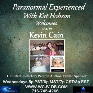 Paranormal Experienced 20160504 Kevin Cain