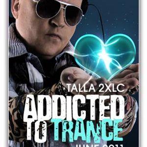 Talla 2XLC addicted to trance june 2011