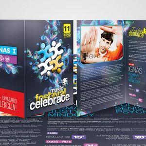 Justy & Kidman - Live @ CELEBRATE MUSIC FESTIVAL (2011-03-11) part1
