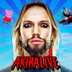 AKIRALIVE 008 - Hercules In The House!