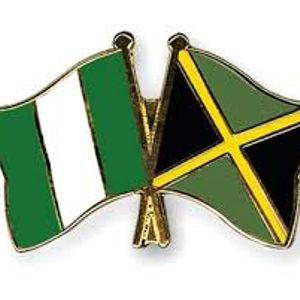 JAMAICA VS NIGERIA. VOL.1. DJ DYCEE KE