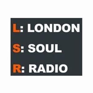 Gary Hawk On London Soul Radio 22-10-18
