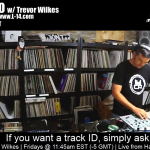 Bleep Radio #415 w/ Trevor Wilkes