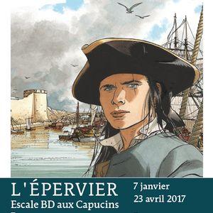 Plateau Médiathèque F. Mitterand Les Capucins #2 - Expo Pellerin & animations feat. Erwan Le Bot