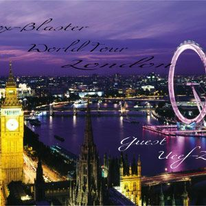 Nyox-Blaster World Tour 2012 (London)