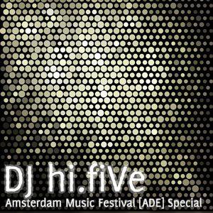 Amsterdam Music Festival 2014 Warmup Set