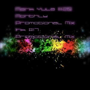 Mark Yula #20 Monthly Promotional Mix Ink #17 Promotional Mix