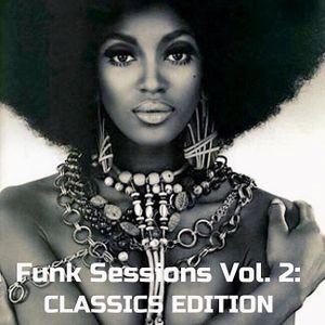 """DJ BK presents ... """"Funk Sessions Vol. II : Classics Edition"""""""