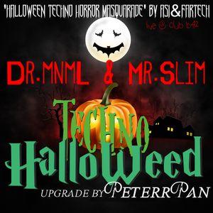 Dr.mnmL & Mr.Slim - Techno HalloWeed