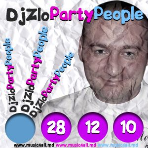 Dj Zlo - Party People (Progressive/Club/Vocal House)