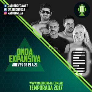 ONDA EXPANSIVA - 049 - 08-06-2017 - JUEVES DE 19 A 21 POR WWW.RADIOOREJA.COM.AR