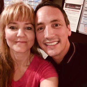 Gary Innes in conversation with the night nurse, Diana Schad, Oct 10th 2018 @ Pulse Radio
