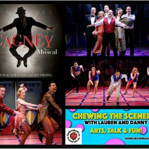 Ellen Zolezzi currently featured as Willie Cagney in Cagney the Musical running NYC 2/17/17