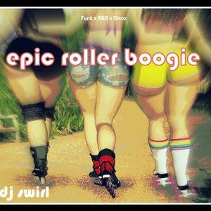 THROWBACK TRAX MIX SHOW: Epic Roller Boogie (Old School Funk x R&B xDisco)