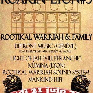 Dub Soljah & Miss Tikaly @ Rootikal Warriah & Family (2nd set) - June 21st 2012
