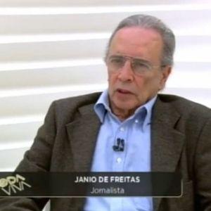 Roda Viva Jânio de Freitas