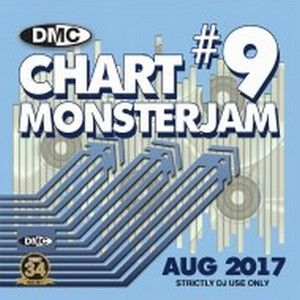 Monsterjam - DMC Chart Mix Vol 9 (Section DMC)