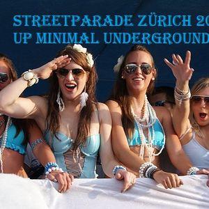 Streetparade 2012 Minimal Underground - Warm Up by Sir