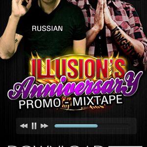 Illusion Anniversary PROMO Mixtape 2012 - iTapez.com   Jahkno.com