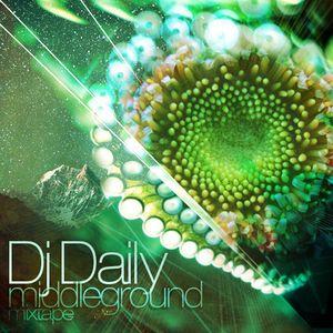 Dj Daily - Middleground Mixtape
