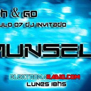 Munsell - Set of Tech House & Techno for Elektrona