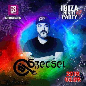 2019.03.09. - Ibiza Night Party #7 - HALL, Debrecen - Saturday