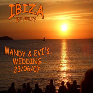 Pulfy's Ibiza Wedding Cd3 23/06/07