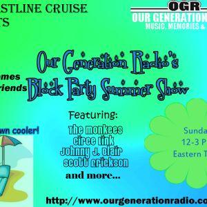 The Coastline Cruise: June 24th, 2012