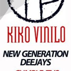 Korder - Set para Kiko Vinilo (Diciembre 2011)