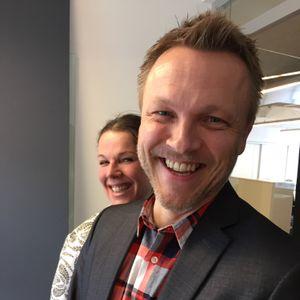 Framtidens ledarskap, teknik och arbetsplats med Leif Sunesson från Microsoft