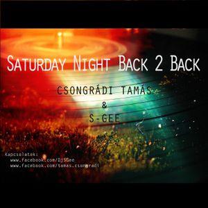 Saturday Night Back 2 Back 09 2014