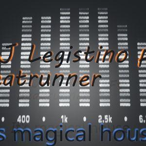 Dj Legistino Ft. Beatrunner Podcast 3 (It's Magical House)