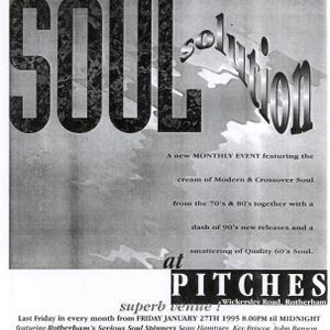 Soul Solution - Pitches Tape 1