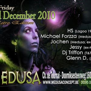 DJ Jochen @ Medusa Retro editie 03-12-2012