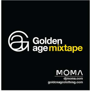 The Golden age clothing mixtape by... DJ mOma
