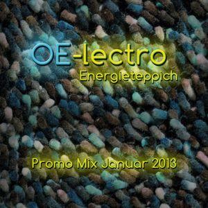 Energieteppich
