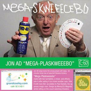 Jon AD - Mega-Plaskweeebo Cassette - Side A