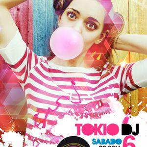 Tokio Dj IndieDance!